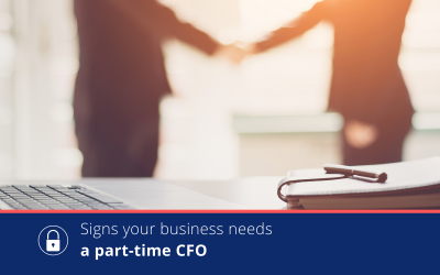 Signs Your Company Needs a Part-Time CFO
