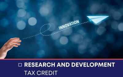How the R&D tax credit can help you